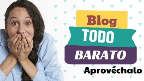 BLOG TODO BARATO